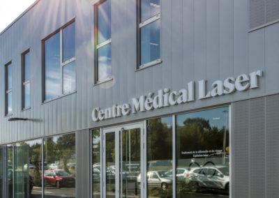 Centre médicale laser de Rennes